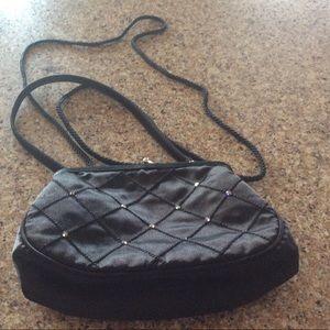 Handbags - Small black evening purse